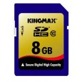 Card memorie Kingmax KM08GSDHC10, SDHC 8GB, class 10