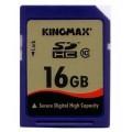 Card memorie Kingmax KM16GSDHC10, SDHC 16GB, class 10