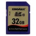 Card memorie Kingmax KM32GSDHC10, SDHC 32GB, class 10