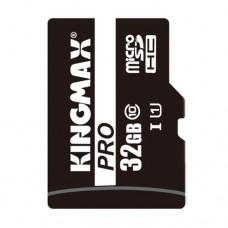 Card memorie Kingmax KM32GMCSDUHSP1A Pro Micro SDHC 32GB, Class 10