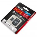Card memorie Patriot Micro SDXC LX Series 64GB UHS-I Class 10 si Adaptor SD, PSF64GMCSDXC10