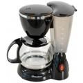 Cafetiera Hausberg HB 3650, 800W, capacitate 0,6L, oprire automata