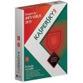 Kaspersky Antivirus 2013 Retail KL1149OBCFS, 1an, 3 PC