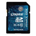 Card memorie Kingston SD10G-8GB, SDHC 8GB, class 10