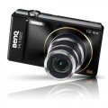 Camera foto digitala Benq GH200 (9H.A2C0A.8A), 14.1MP, Black