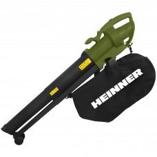 Suflanta si aspirator de frunze Heinner JBL16, 2800W, sac 40L