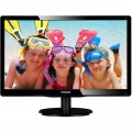Monitor LED Philips 220V4LSB-00 22 inch, 5ms, black