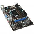 Placa de baza MSI H81M-E33, Socket 1150