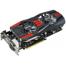 Placa video ASUS AMD R9 270X DirectCU II Top 2GB DDR5 256-bit, R9270X-DC2T-2GD5