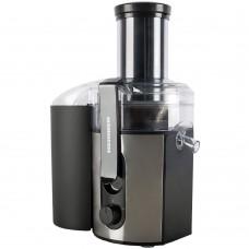 Storcator de fructe Heinner HJE-1000IX, 1000W, recipiente pentru suc si pulpa, 2 viteze, sita inox
