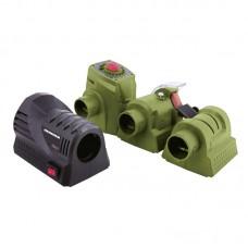 Aparat de ascutit Heinner DBS03, 110W, 5500 RPM, modul de ascutire a cutitelor, burghielor, polizare