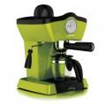 Espressor manual Heinner Charm HEM-200BL, 800W, 250ml, 5 bar, verde