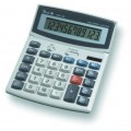 Calculator de birou PEACH PR662, display LCD