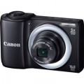 Camera foto digitala Canon PowerShot A810, 16 MP, Black