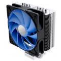 Cooler CPU Deepcool Ice Matrix 400, 4 heatpipe-uri